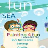 Download Under The Sea - Free Coloring Book Cell Phone Software