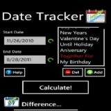 Download Date Tracker Cell Phone Software