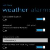 Download LED Clock Cell Phone Software