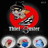 Download THIEF BUSTER Antitheft Alarm Cell Phone Software