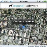 Download iHound Locate Your Lost or Stolen iPhone Cell Phone Software