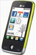 lg gs290 apps