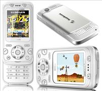 sony ericsson f305 animated